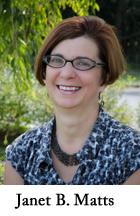 Executive Coach Janet Matts